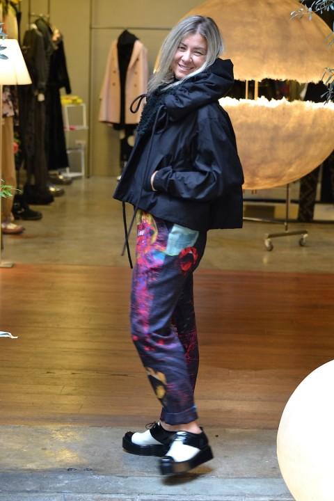 lenastore-bergamo-lenafashion-look-23-giacca-e-pantaloni-yohji-yamamoto-a-i-2014-scarpe-costume-national-2