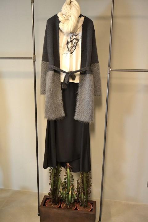 lenastore-bergamo-lenafashion-look-27-giacca-e-sciarpa-costume-national-gonna-e-maglietta-costumencostumen