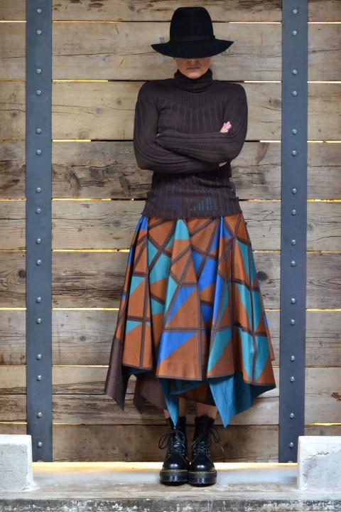 issey-miyake-shop-on-line-lenastore-lenafashion-collezione-a-i-2015-16-gonna-geometrica-blu-marrone-dv
